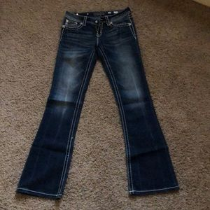 MissMe jeans size 28. Never worn